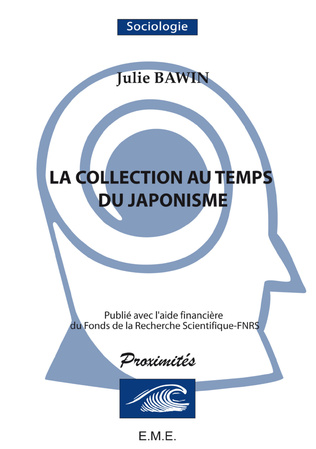 Couverture Le japonisme en Belgique a travers les collections de Hans de Winiwarter (1875-1949)