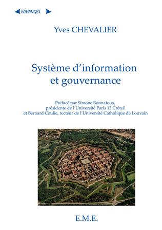 Couverture Systeme d'information et gouvernance