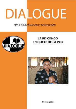Couverture La RD Congo en quête de la paix