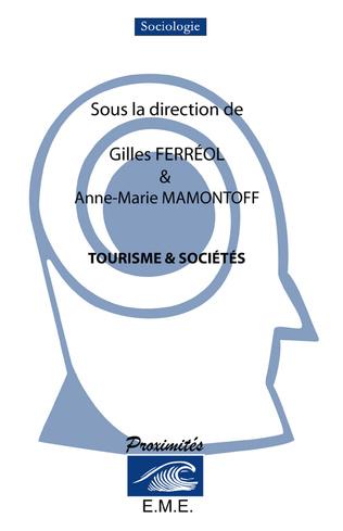 Couverture Tourisme et société
