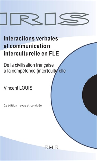 Couverture Interactions verbales et communication interculturelle en FLE (2e édition)