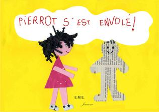 Couverture Pierrot s'est envolé