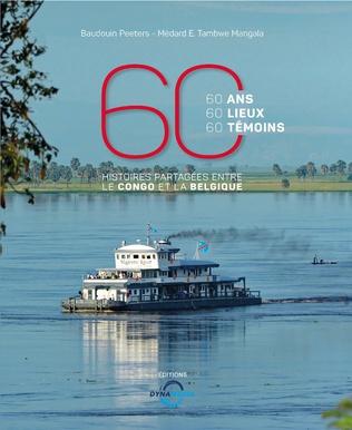 Couverture 60 ans, 60 lieux, 60 témoins