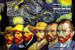 Couverture Vincent Van Gogh revisité