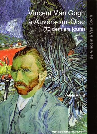 Couverture Vincent Van Gogh à Auvers-sur-Oise