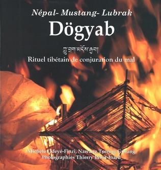Couverture Dögyab, rituel tibétain de conjuration du mal