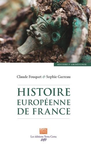 Couverture Histoire européenne de France
