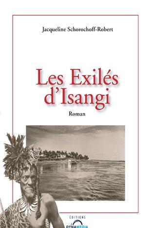 Couverture Les exilés d'Isangi