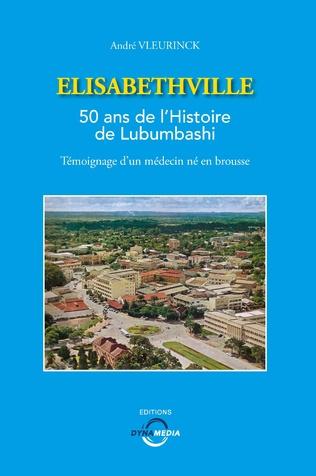 Couverture Elisabethville