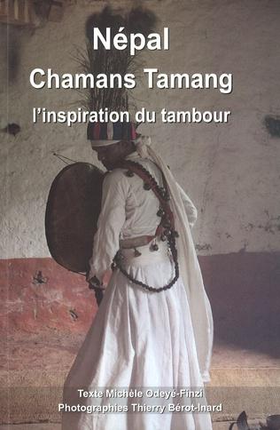 Couverture Népal Chamans Tamang