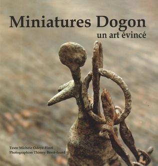 Couverture Miniatures Dogon, un art évincé