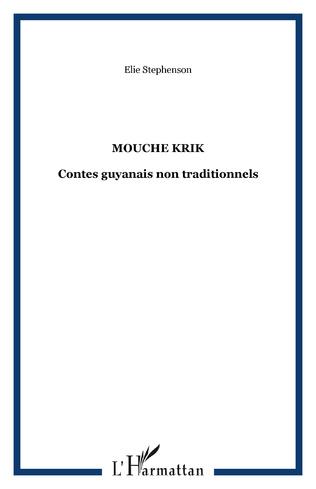 Couverture Mouche Krik