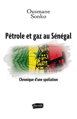 Couverture Pétrole et gaz au Sénégal