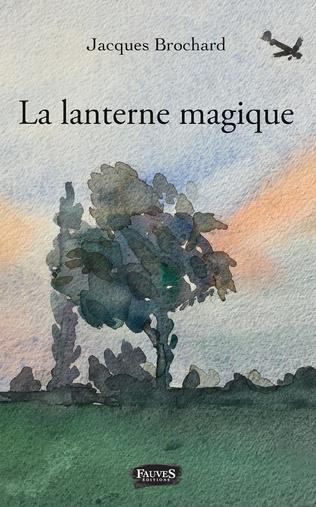 Couverture La lanterne magique