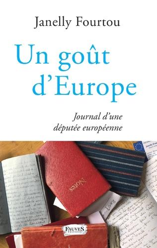 Couverture Un goût d'Europe