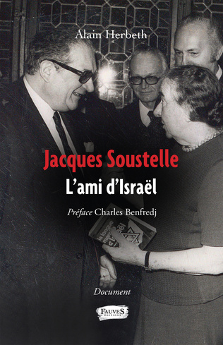 Couverture Jacques Soustelle
