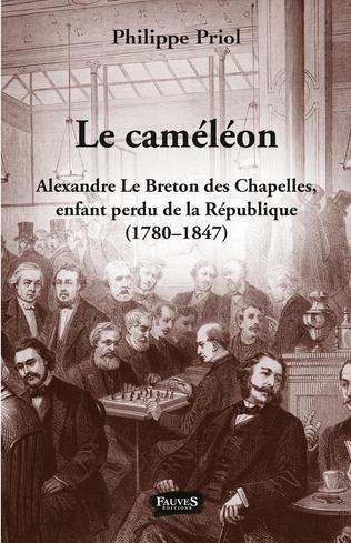 Couverture Le Caméléon