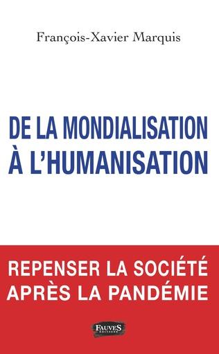 Couverture De la mondialisation à l'humanisation
