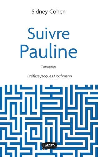Couverture Suivre Pauline