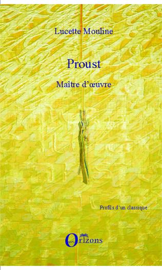 Couverture Proust