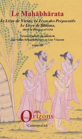Couverture Le Mahabharata - Tome III