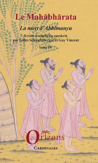 Couverture Le Mahabharata - Tome IV