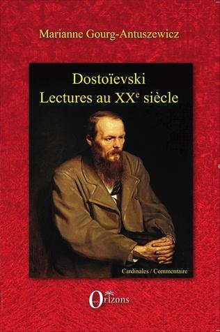 Couverture Dostoïevski