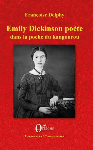 Couverture Emily Dickinson poète