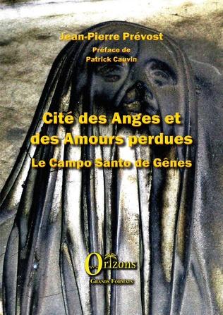 Couverture Cité des Anges et des Amours perdues