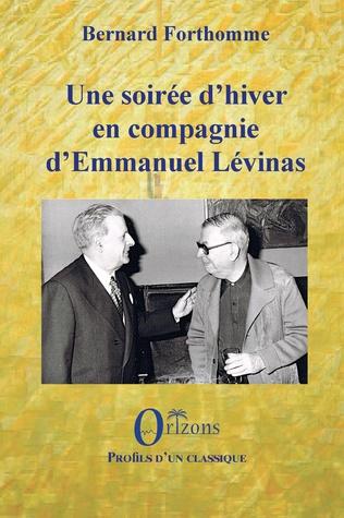 Couverture Une soirée d'hiver en compagnie d'Emmanuel Lévinas