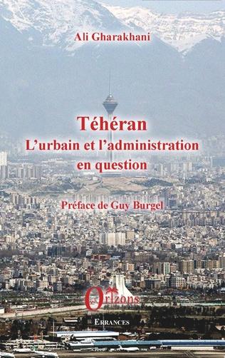 Couverture Téhéran