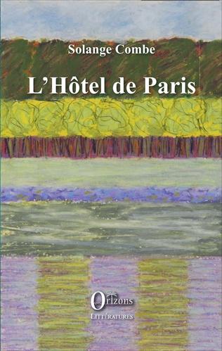 Couverture L'Hôtel de Paris