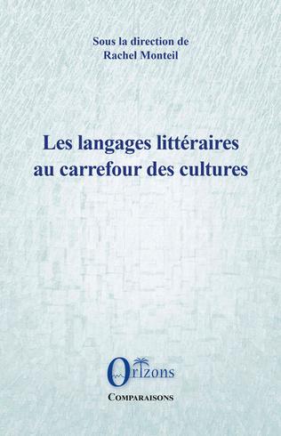Couverture Les langages littéraires au carrefour des cultures
