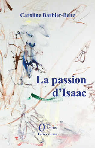 Couverture La passion d'Isaac