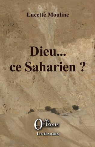 Couverture Dieu... ce Saharien?