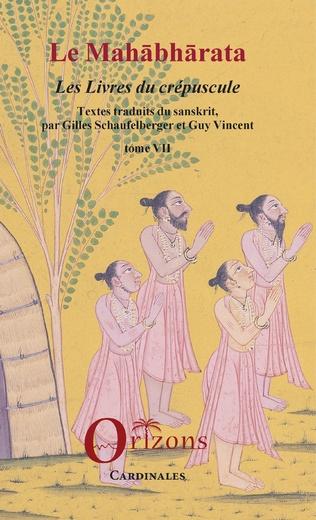 Couverture Le Mahabharata - Tome VII