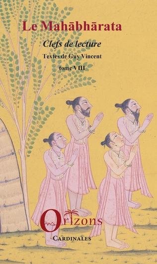 Couverture Le Mahabharata - Tome VIII