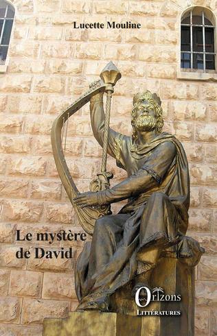 Couverture Le mystère de David