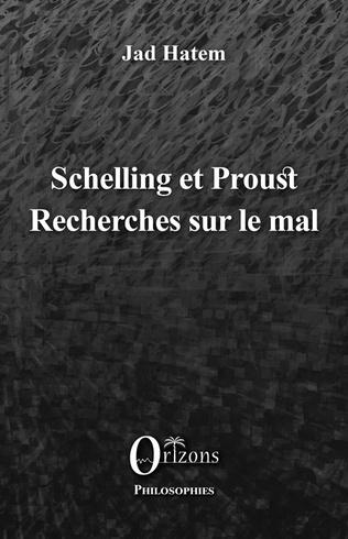 Couverture Schelling et Proust