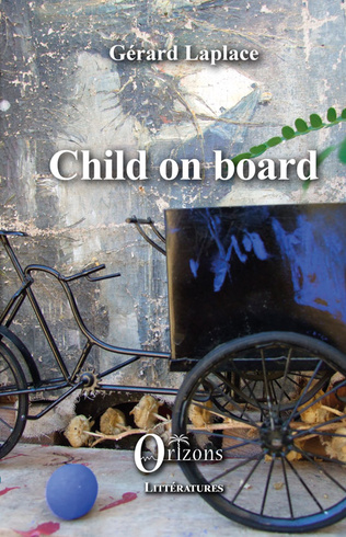Couverture Child on board