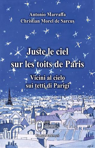 Couverture Juste le ciel sur les toits de Paris