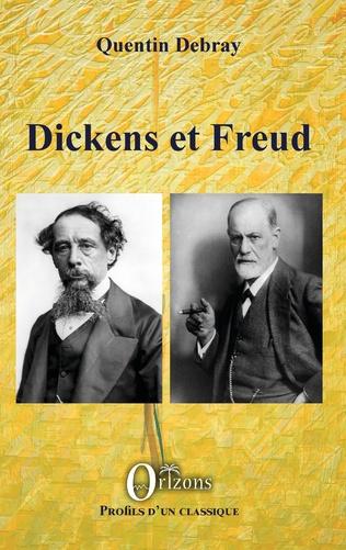 Couverture Dickens et Freud