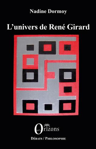 Couverture L'univers de René Girard