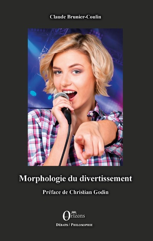 Couverture Morphologie du divertissement