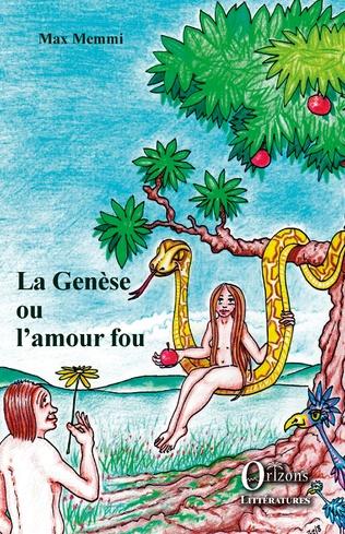 Couverture La Genèse ou l'amour fou