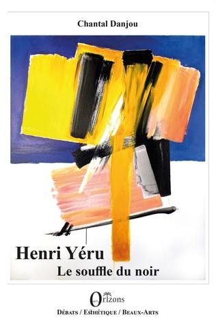 Couverture Henri Yéru