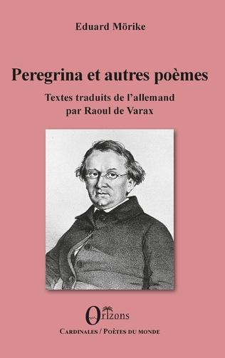 Couverture Peregrina et autres poèmes