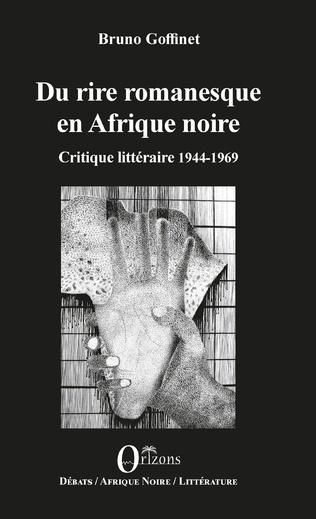 Couverture Du rire romanesque en Afrique noire