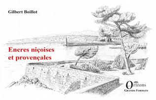 Couverture Encres niçoises et provençales