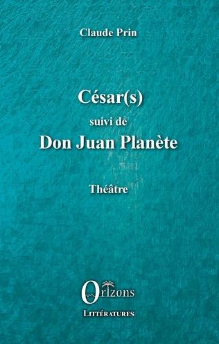 Couverture César(s) suivi de Don Juan PLanète